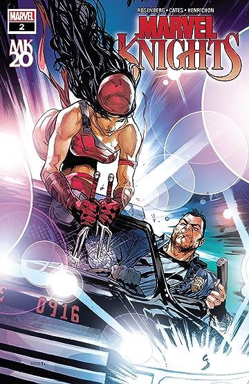 Marvel Knights: 20th (2018-2019) #2 (of 6)