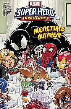 Marvel Super Hero Adventures: Captain Marvel - Mealtime Mayhem (2018) #1