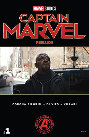 Marvel's Captain Marvel Prelude #1 (of 2)