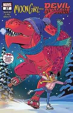 Moon Girl and Devil Dinosaur (2015-) #37