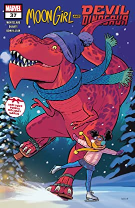 Moon Girl and Devil Dinosaur (2015-) #37