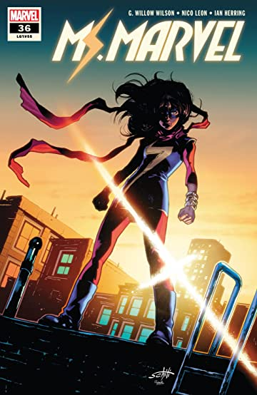 Ms. Marvel (2015-2019) #36