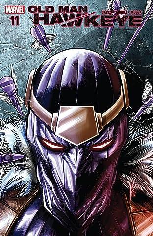 Old Man Hawkeye (2018-) #11 (of 12)