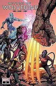 Return Of Wolverine (2018-2019) #3 (of 5)