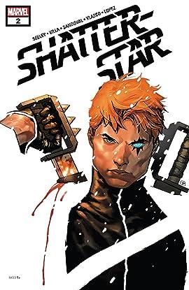 Shatterstar (2018-2019) #2 (of 5)