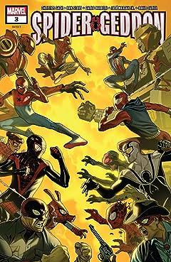 Spider-Geddon (2018) No.3 (sur 5)
