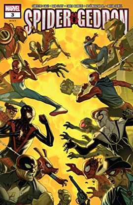 Spider-Geddon (2018) #3 (of 5)
