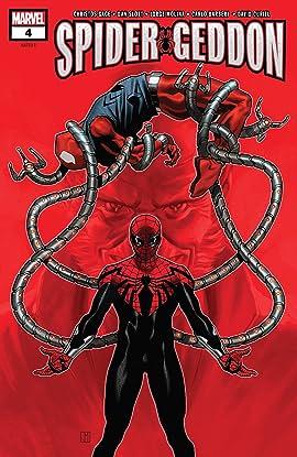 Spider-Geddon (2018) #4 (of 5)