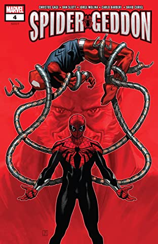 Spider-Geddon (2018-) #4 (of 5)