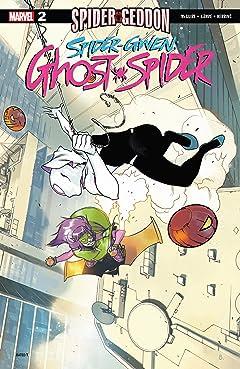 Spider-Gwen: Ghost-Spider (2018-2019) #2