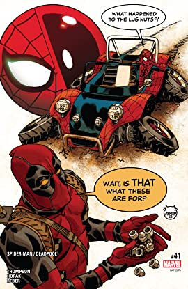 Spider-Man/Deadpool (2016-2019) #41