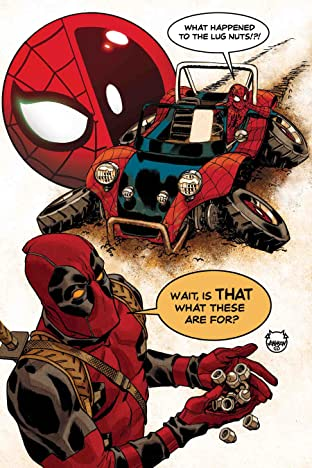Spider-Man/Deadpool (2016-) #41