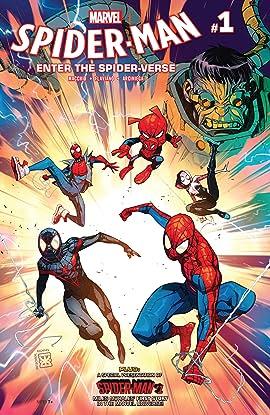 Spider-Man: Enter The Spider-Verse (2018) #1