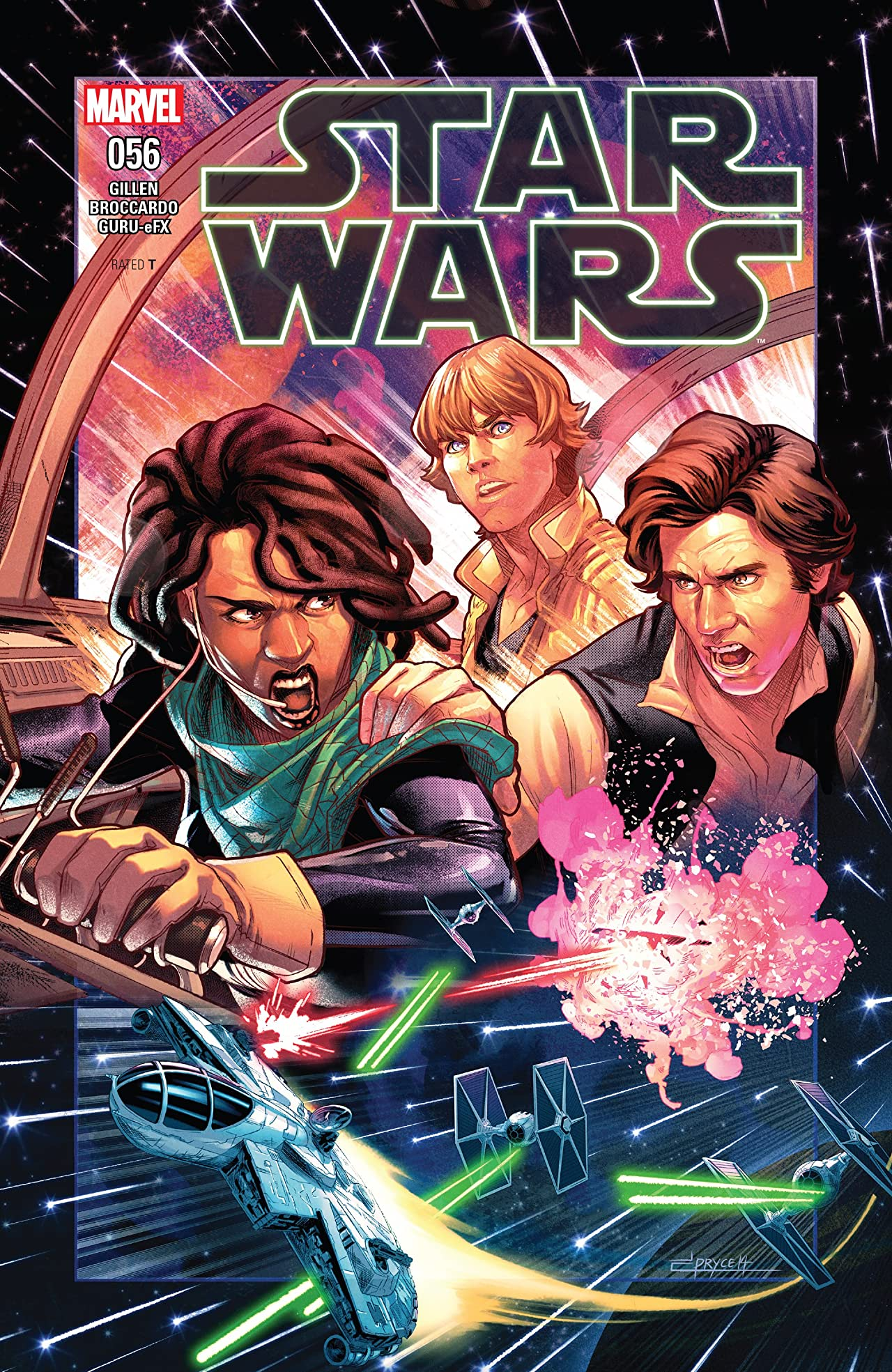 Star Wars (2015-) No.56