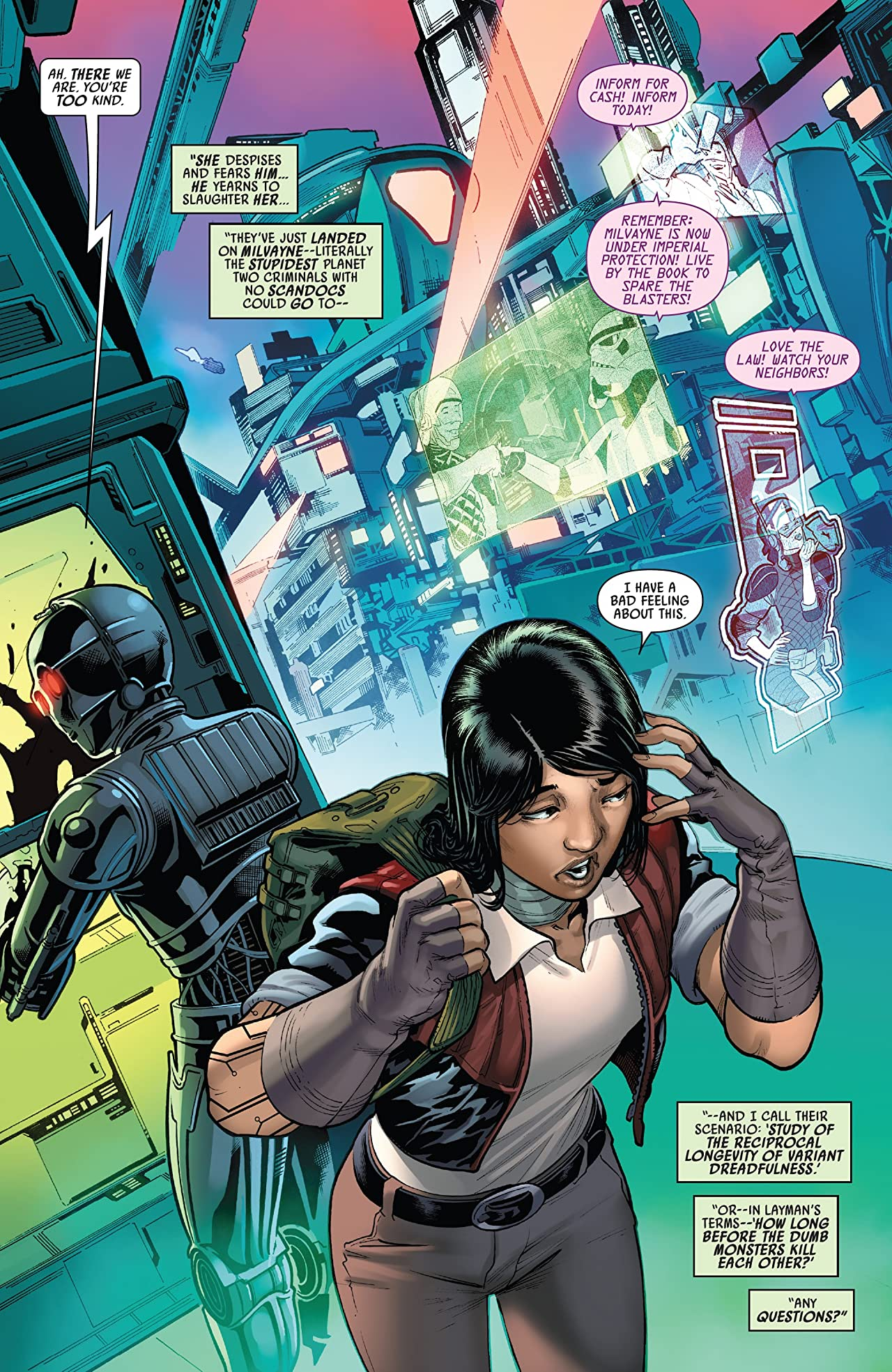 Star Wars: Doctor Aphra (2016-) #26