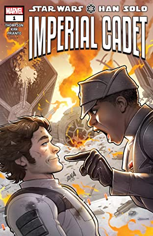 Star Wars: Han Solo - Imperial Cadet (2018-2019) #1 (of 5)