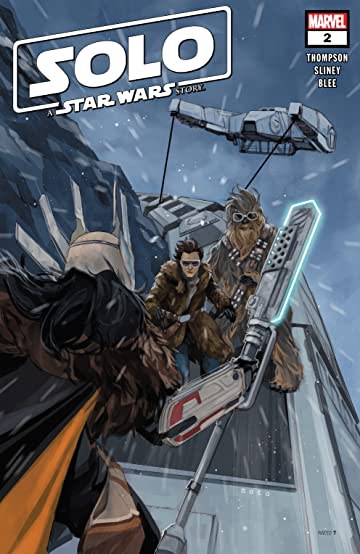 Solo: A Star Wars Story Adaptation (2018-2019) #2 (of 7)