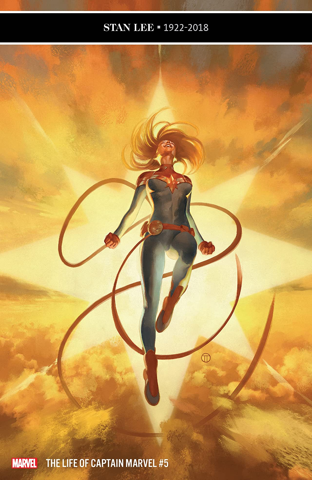 The Life Of Captain Marvel (2018) #5 (of 5)