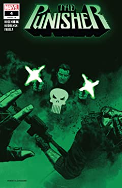 The Punisher (2018-) No.4