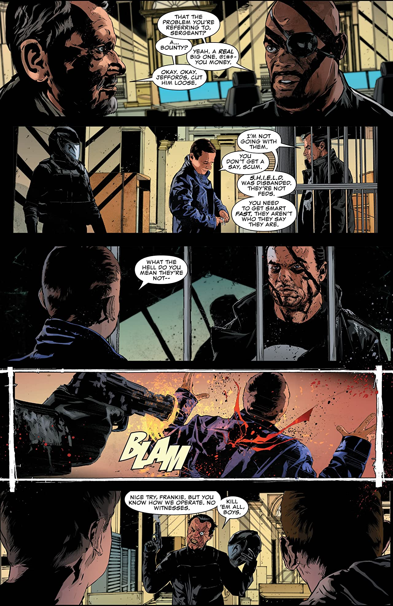 The Punisher (2018-) #4