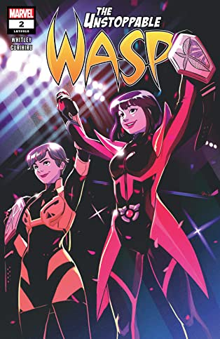 The Unstoppable Wasp (2018-) #2