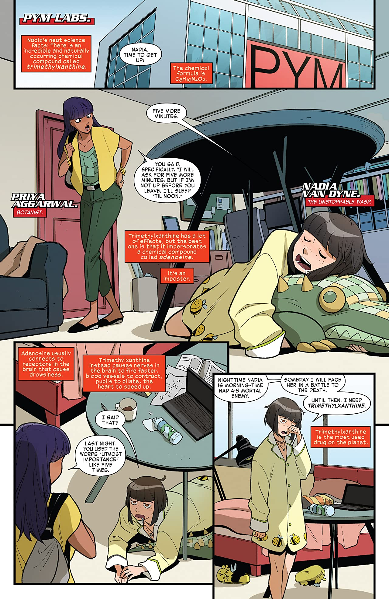 The Unstoppable Wasp (2018-2019) #2