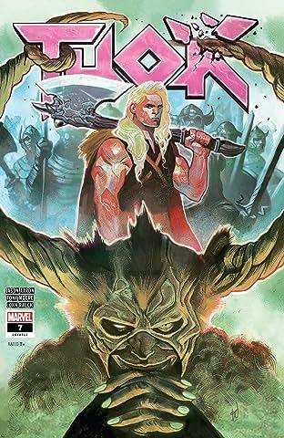 Thor (2018-2019) No.7