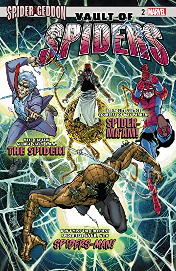 Vault Of Spiders (2018) #2 (of 2)
