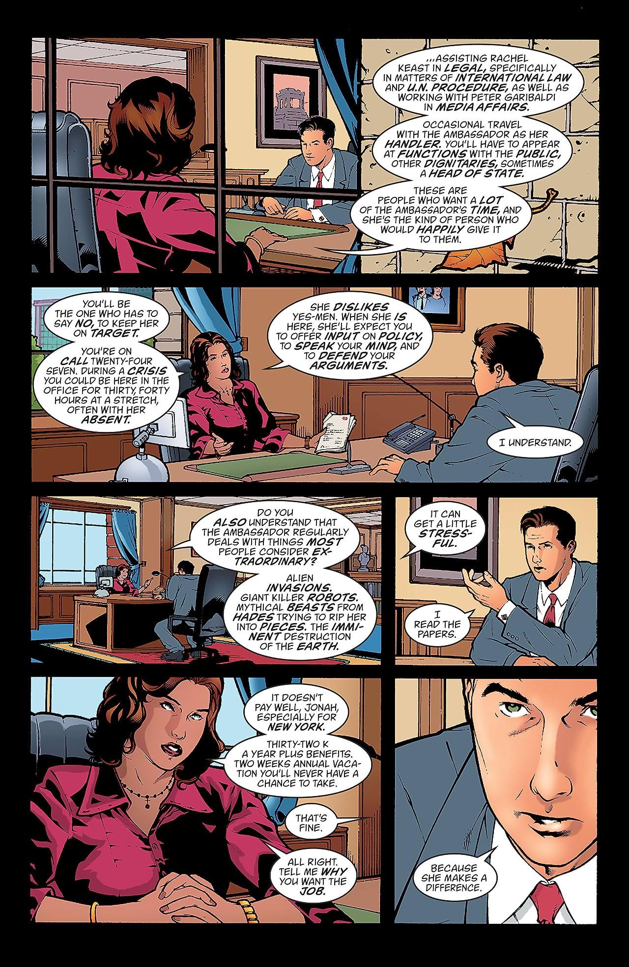 Wonder Woman (1987-2006) #195