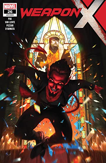 Weapon X (2017-2018) #26