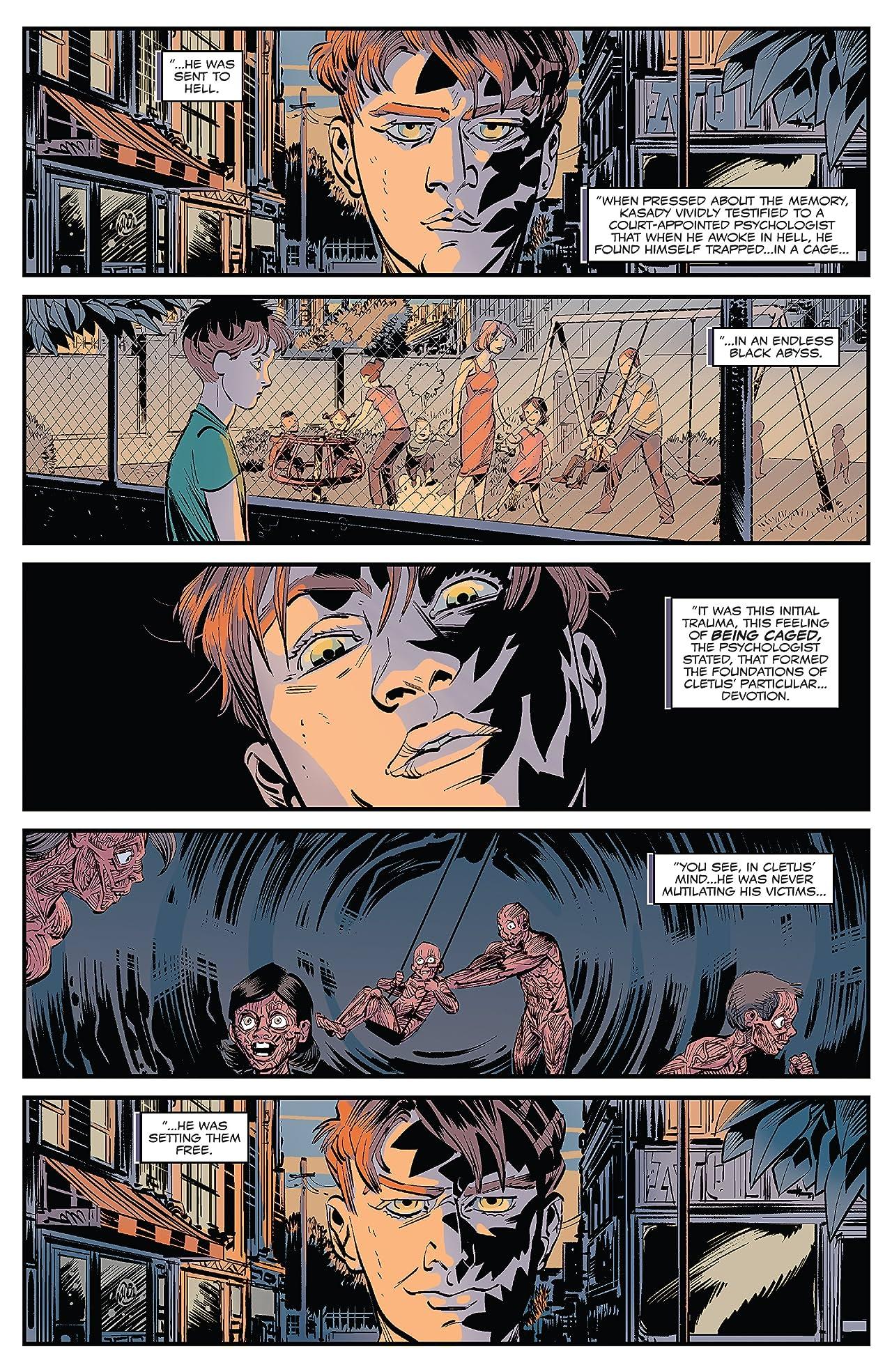 Web Of Venom: Carnage Born (2018) #1