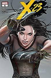X-23 (2018-) #6