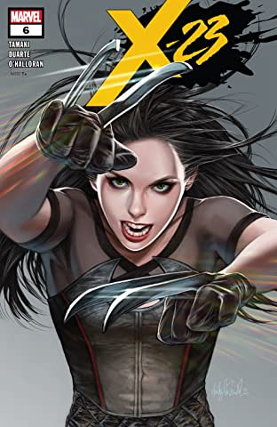 X-23 (2018-2019) #6