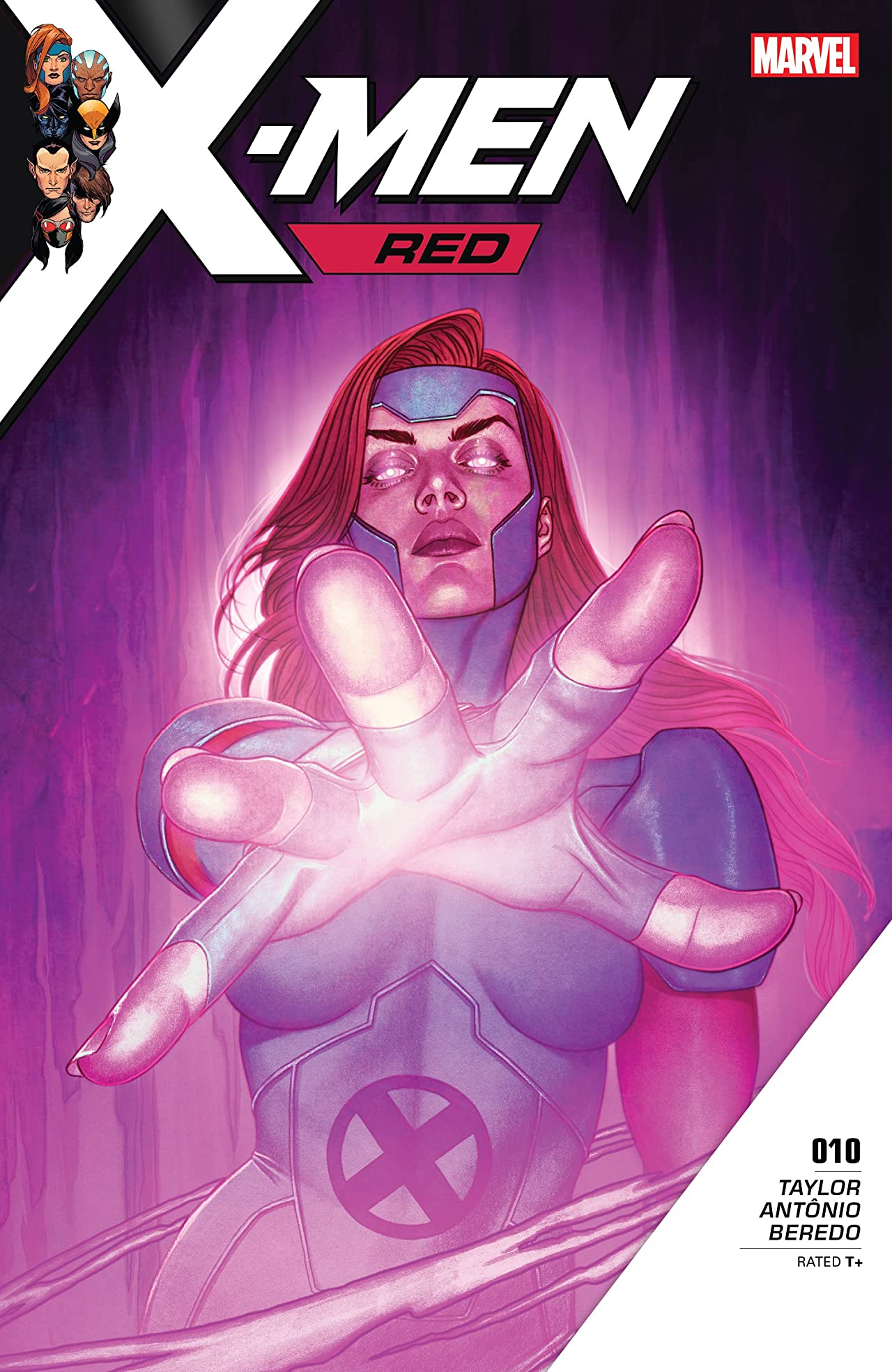 X-Men Red (2018-) No.10