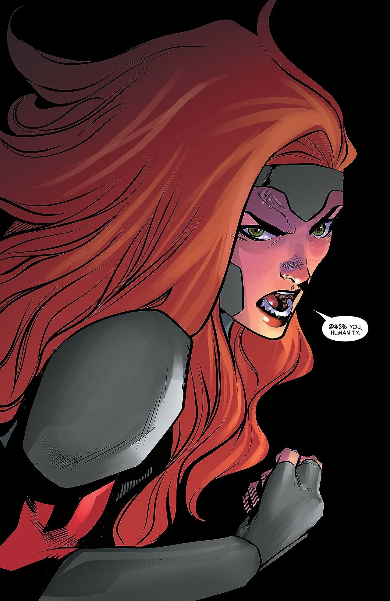 X-Men Red (2018) #10