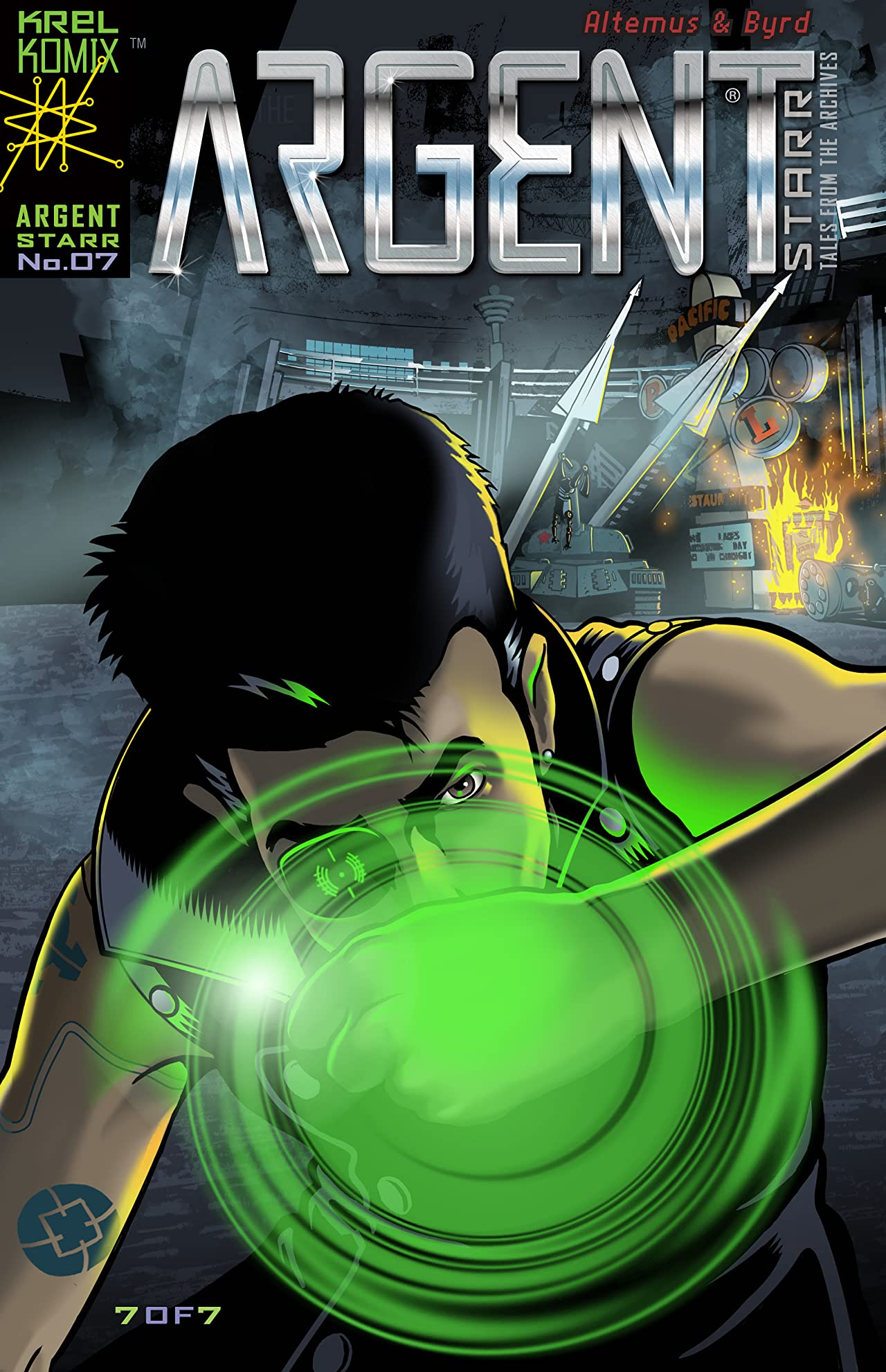 Argent Starr: Tales From the Archives #7