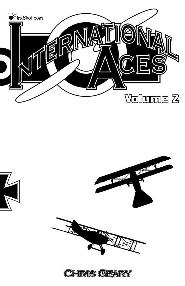 International Aces Vol. 2