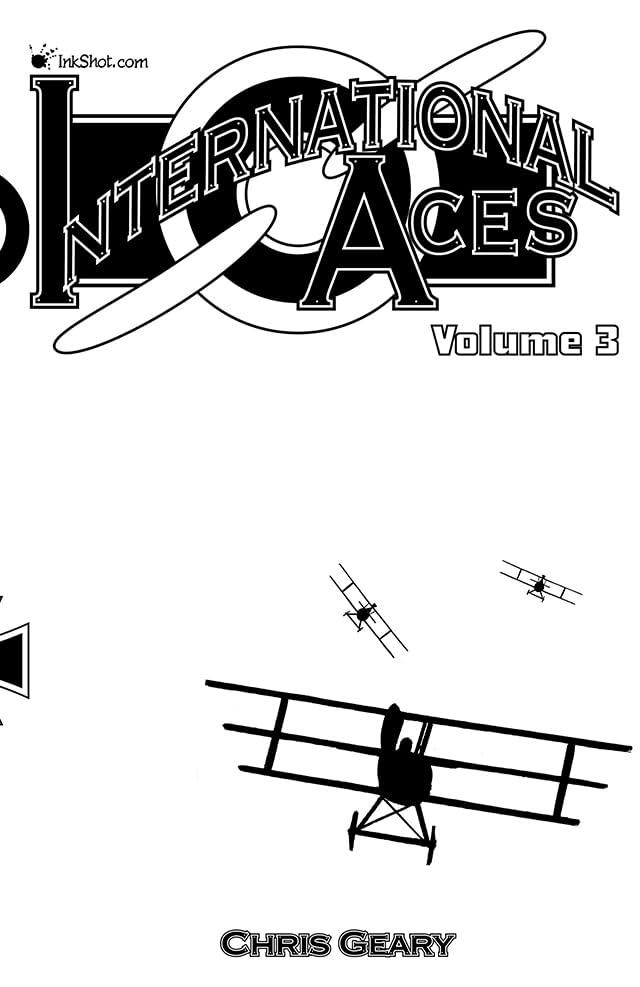 International Aces Vol. 3