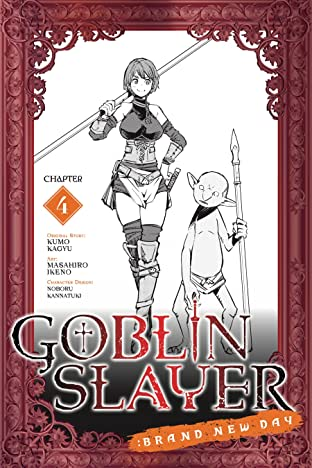 Goblin Slayer: Brand New Day #4