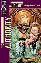 The Authority (1999-2002) #15