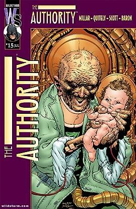 The Authority (1999-2002) #15