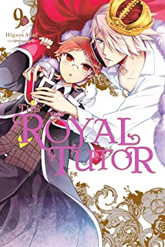 The Royal Tutor Vol. 9