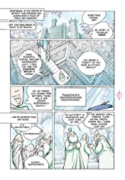 W.I.T.C.H.: The Graphic Novel, Part IV. Trial of the Oracle Vol. 1
