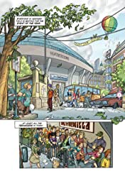 W.I.T.C.H.: The Graphic Novel, Part IV. Trial of the Oracle Vol. 2