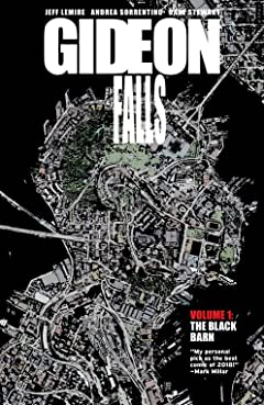 Gideon Falls Vol. 1: The Black Barn