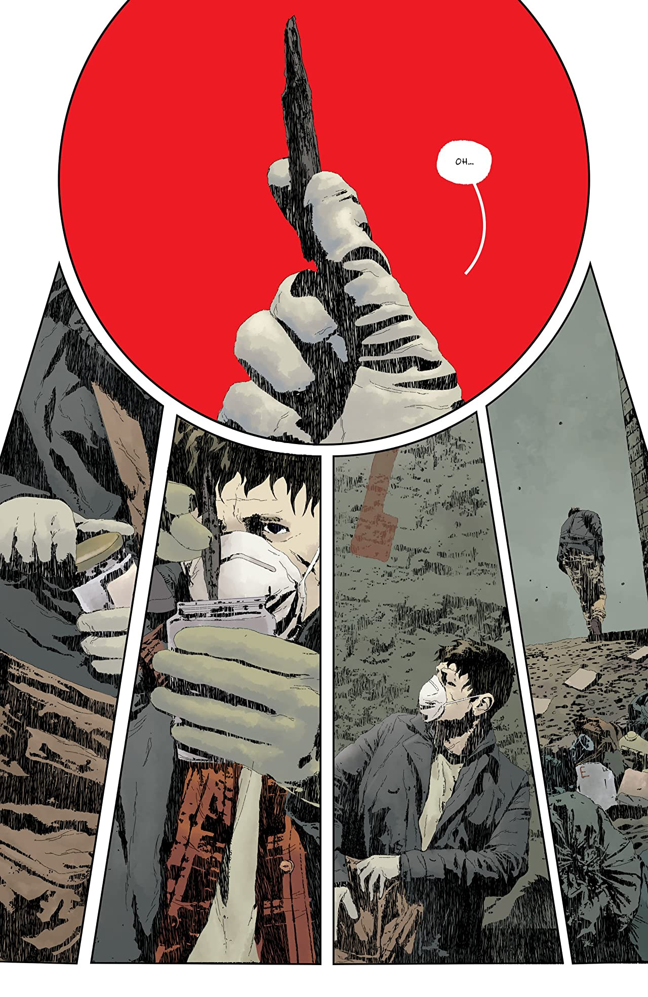 Gideon Falls Tome 1: The Black Barn