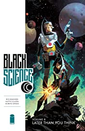 Black Science Vol. 8: Later Than You Think