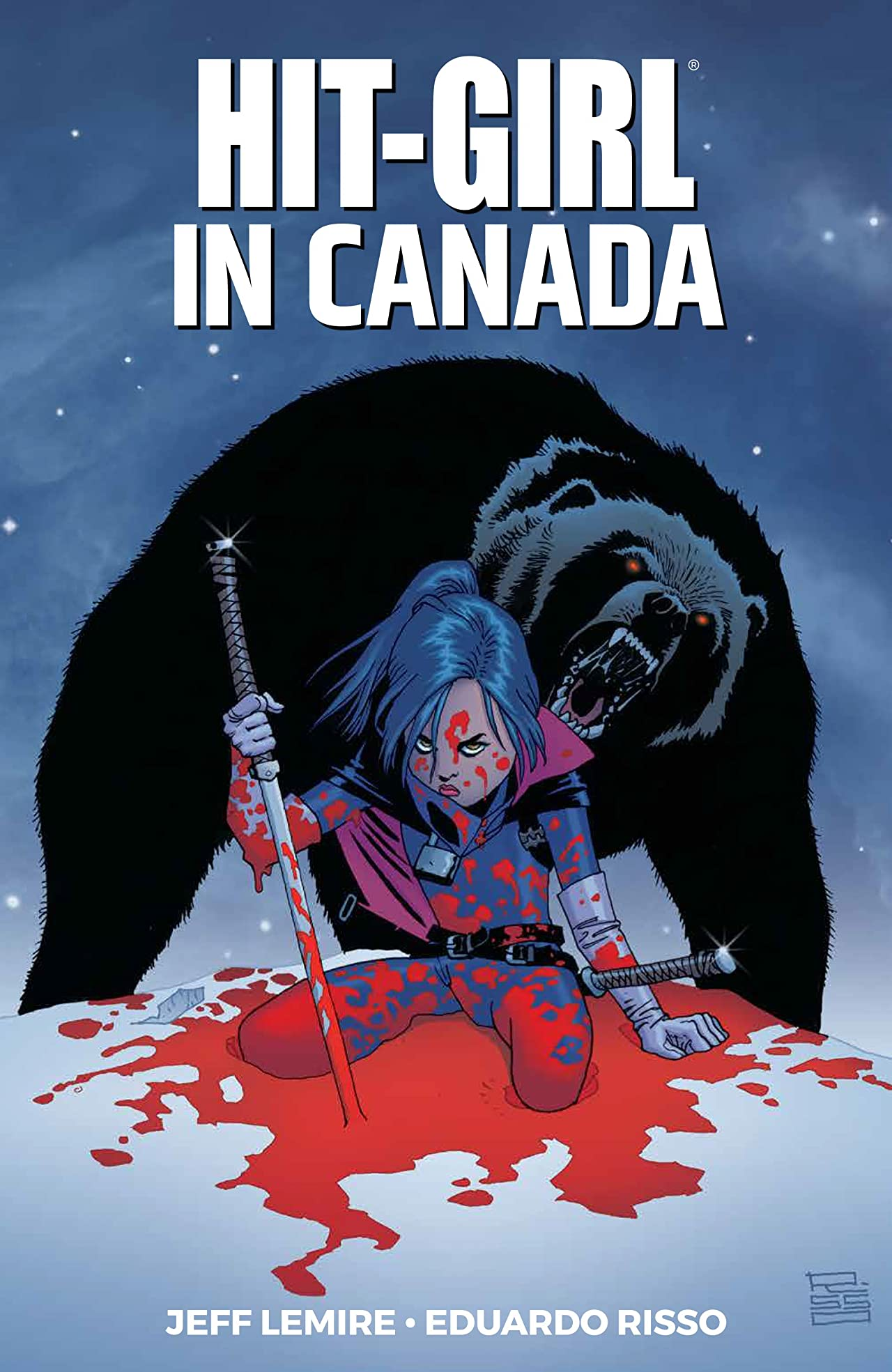 Hit-Girl Tome 2: In Canada
