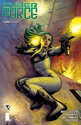 Cyber Force (2018-) #7