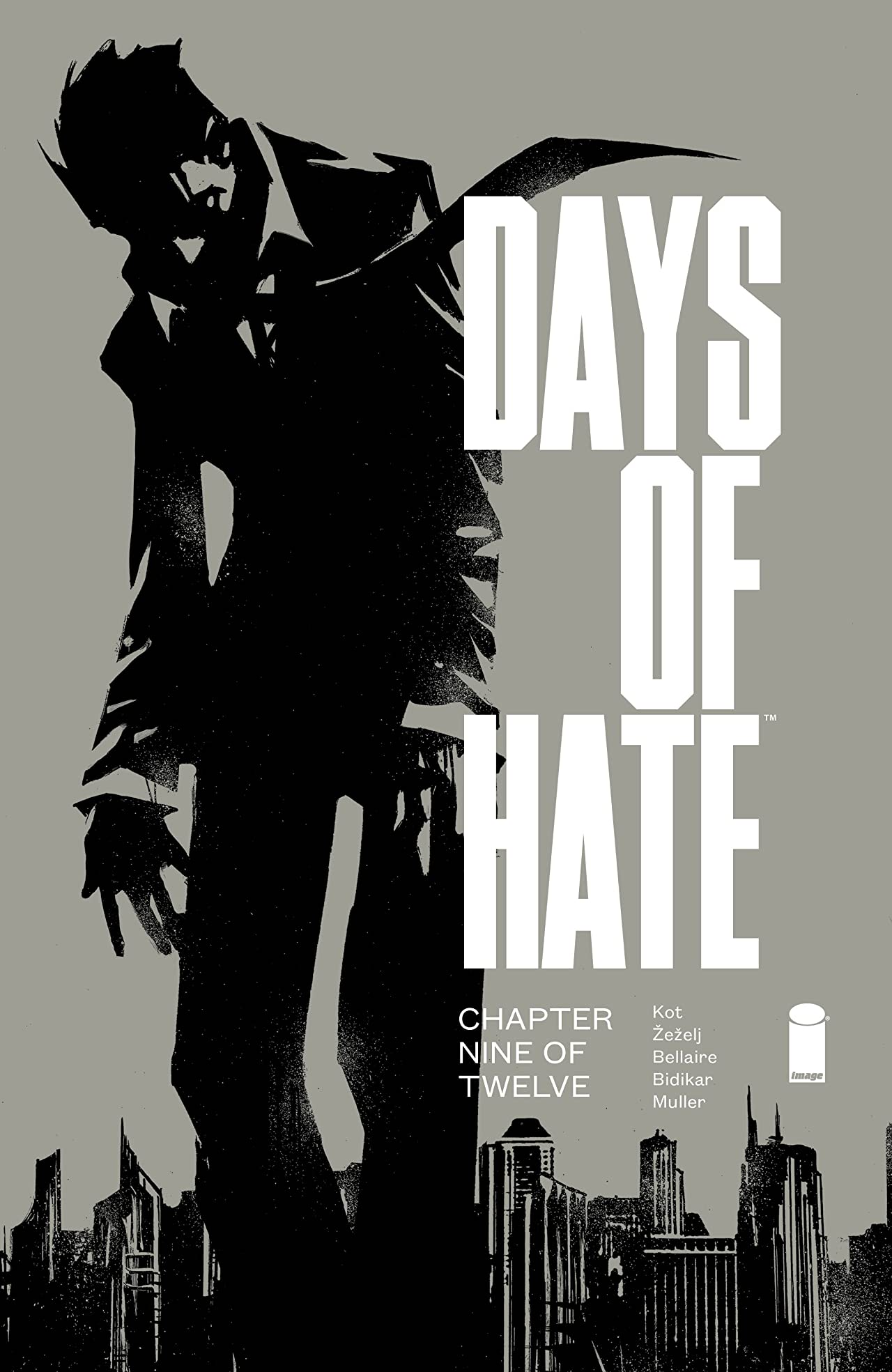 Days Of Hate No.9